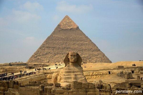 جاذبه های گردشگری برتر در مصر شهر باستانی+ تصاویر