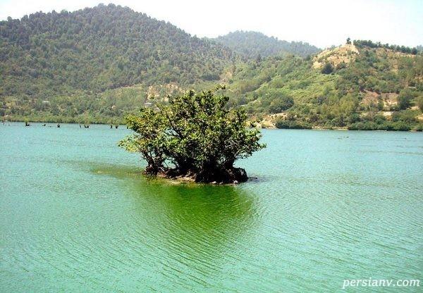 دریاچه استیل با جاذبه های بسیار دیدنی در گیلان+تصاویر