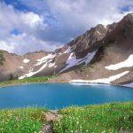 دریاچه شط تمی بزرگترین و زیباترین دریاچه های کوهستانی ایران +تصاویر
