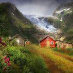 راهنمای سفر ارزان به نروژ کشور چشم اندازهای بی نظیر+تصاویر