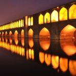 سی و سه پل اصفهان جاذبه ای همیشه دیدنی + تصاویر