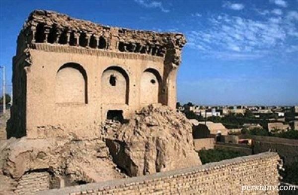 قلعه مهرجرد