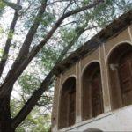 موزه آثار سنگی در مجموعه کاخ قلعه سردار اسعد تهران