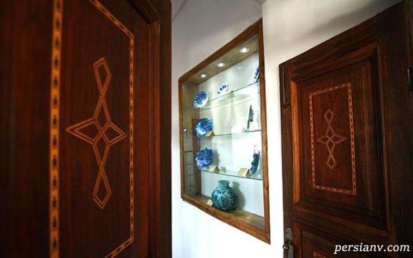 موزه صنایع دستی قم از زیباترین موزه های ایران
