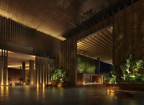 هتل مجلل در چین