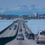 طولانیترین پل شناور دائمی جهان