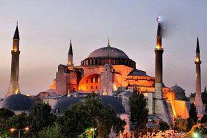 کشور ترکیه با مکان های توریستی بسیار زیبا + تصاویر