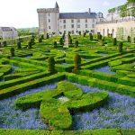 باغ های قصر مارکیزی از جاذبه های توریستی در فرانسه + تصاویر