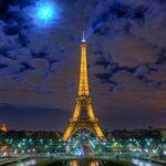 برج ایفل بزرگترین برج فلزی جهان