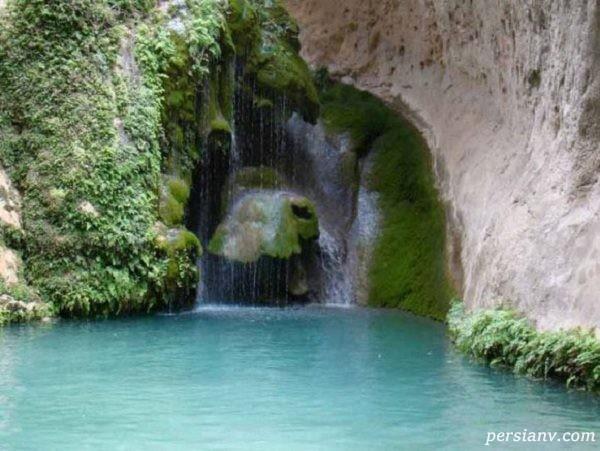 تنگه رغز از جاذبه های طبیعی بینظیر استان فارس + تصاویر