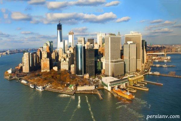 جاذبه های گردشگری نیویورک
