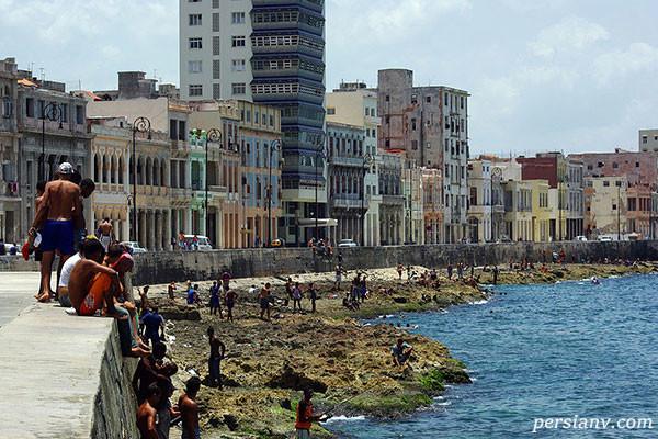 جاذبه های گردشگری هاوانا