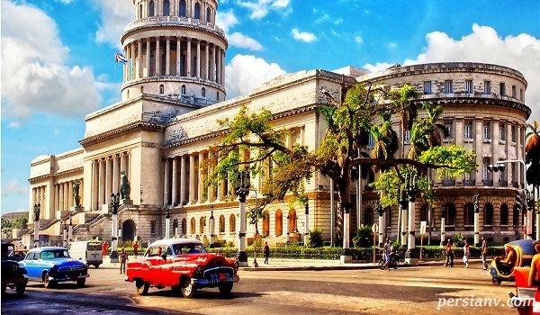 جاذبه های گردشگری کوبا را از دست ندهید + تصاویر