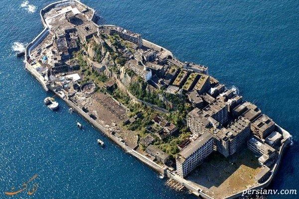 جزیره ای که تنها رویایی از آن باقی مانده است