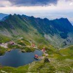 دریاچه بالئا دریاچه ای بی نظیر در قلب رومانی
