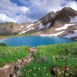 دریاچه کوه گل مقصدی بسیار جذاب برای طبیعت گردی