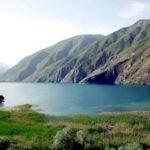 دریاچه گهر از جاذبه های طبیعی بی نظیر + تصاویر