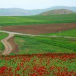 دشت مغان یه تکیه از بهشت در اردبیل + تصاویر