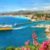 ده مکان توریستی در سواحل مدیترانه که کم نظیرند