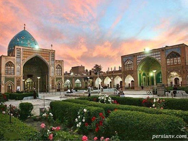 دیدنیهای تاریخی زنجان