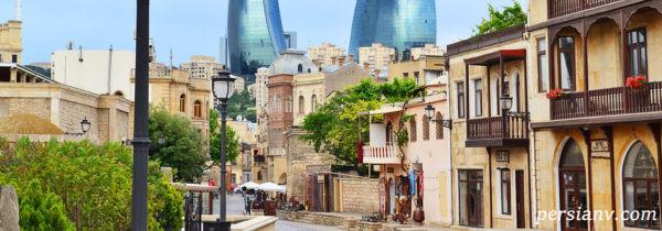 دیدنی های باکو