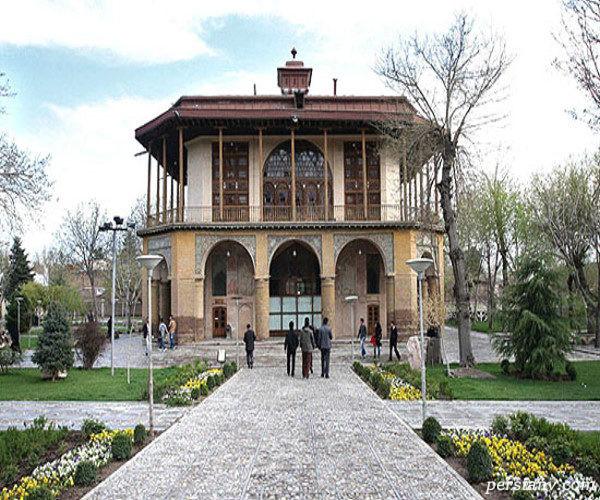 دیدنی های قزوین شهر تاریخی زیبا + تصاویر