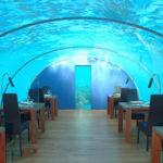 رستوران زیر دریایی از زیبا ترین رستوران های دنیا