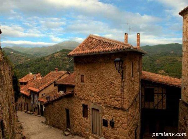روستاهای اسپانیا