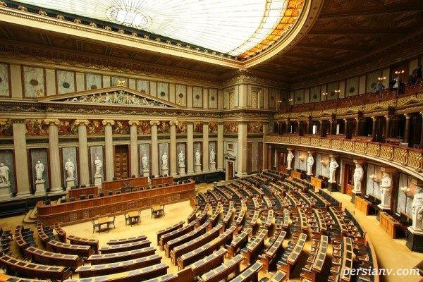 ساختمان پارلمان وین