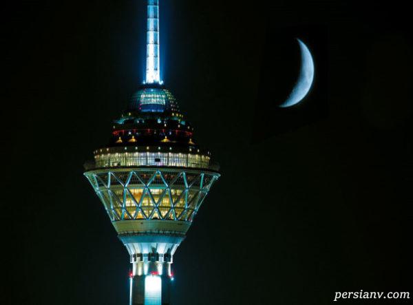 محبوب ترین مکانهای دیدنی تهران