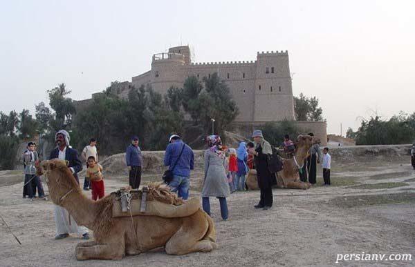کاخ آپادانا شوش اثر تاریخی خوزستان