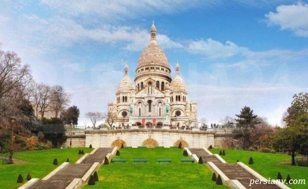 کلیسای سکره کر پاریس و حقایق جالب درباره آن
