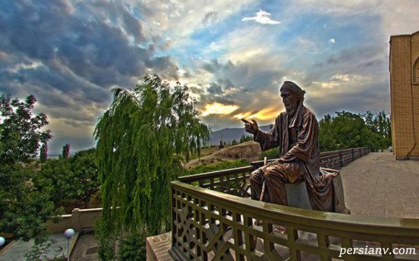 آرامگاه شیخ ابوالحسن خرقانی از مکان های تاریخی شاهرود