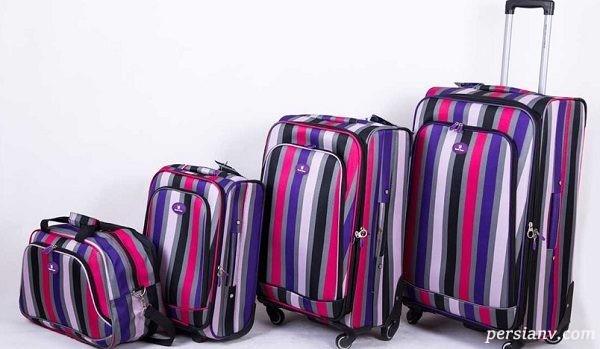 انتخاب چمدان مناسب برای سفرهای متفاوت
