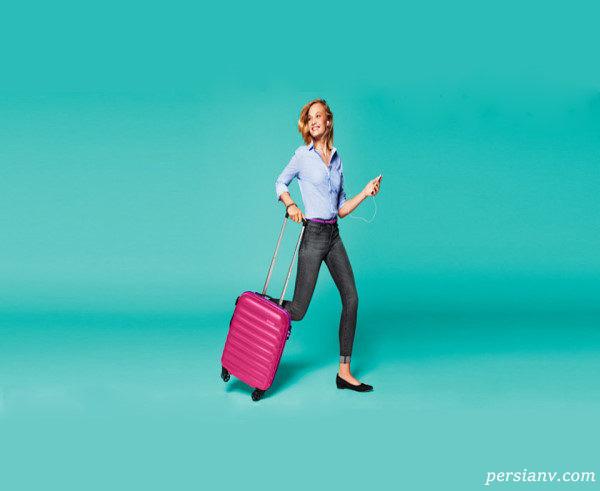 بهترین چمدان برای سفر