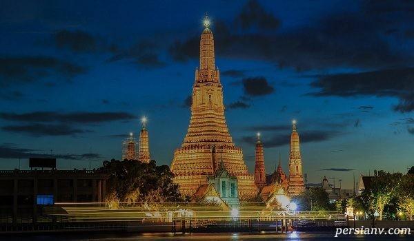 جاذبه های گردشگری ناشناخته بانکوک+تصاویر