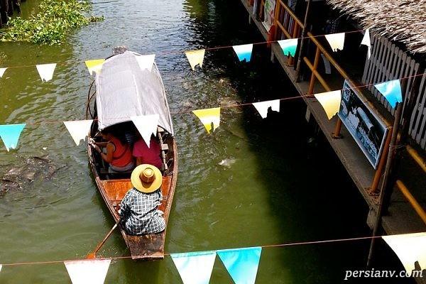 جاذبه های دیدنی بانکوک