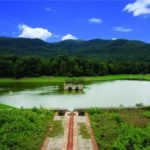 دریاچه عباس آباد جاذبه ای برای طبیعت گردی و تاریخ گردی