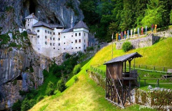قلعه های متروکه