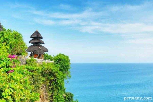 معبد اولوواتو بالی