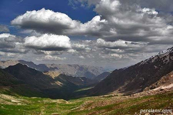 نقاط دیدنی کردستان