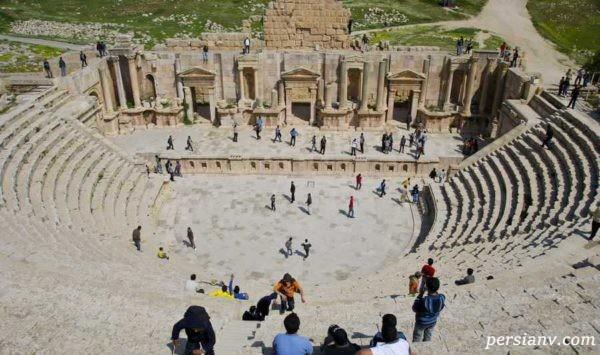 جاذبه های گردشگری خاورمیانه