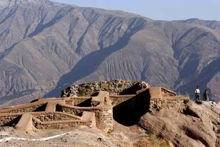تهرانیها به الموت سفر کنید !+تصاویر