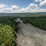 رودخانه سنگی روسیه جاذبه ای متفاوت و دیدنی +تصاویر