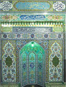 جاذبه های مذهبی ایران