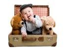 کودک زیر سه سال در سفر چه می خواهد؟