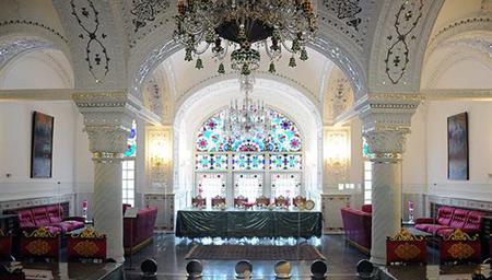 تصاویری زیبا از کاخ نیاوران