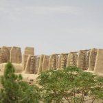 بزرگترین آسیب خشتی جهان در یکی از روستاهای خراسان رضوی+تصاویر