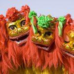 چین و این بار گشتی در زیبایی های جشن های سال نو و کریسمس+تصاویر