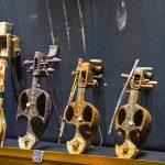 گشت و گذاری خوش نوا در موزه موسیقی ایران+تصاویر